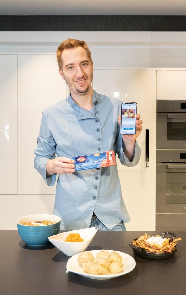 recetas taller food waste