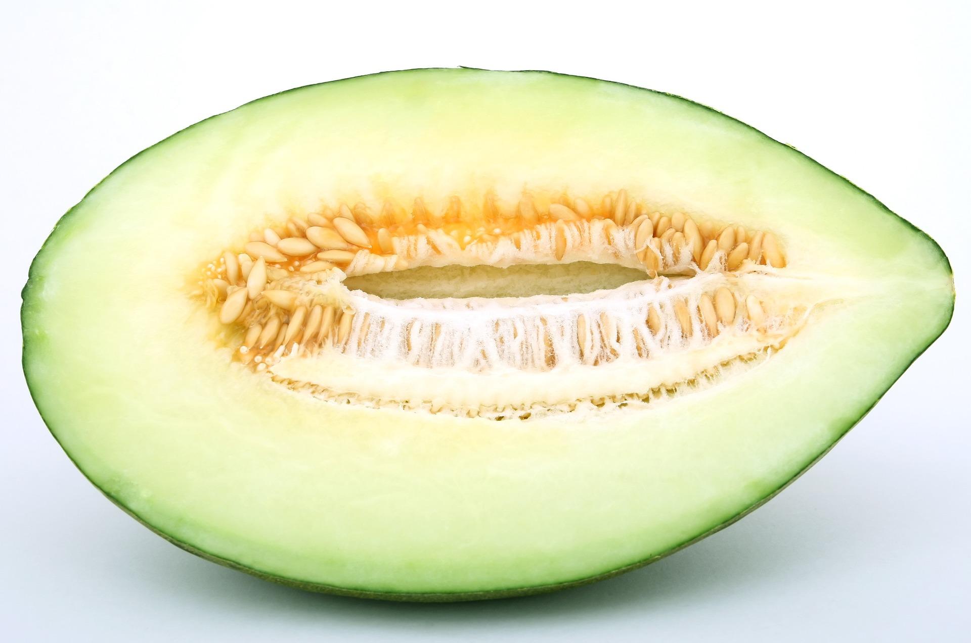 aprovechar semillas melon
