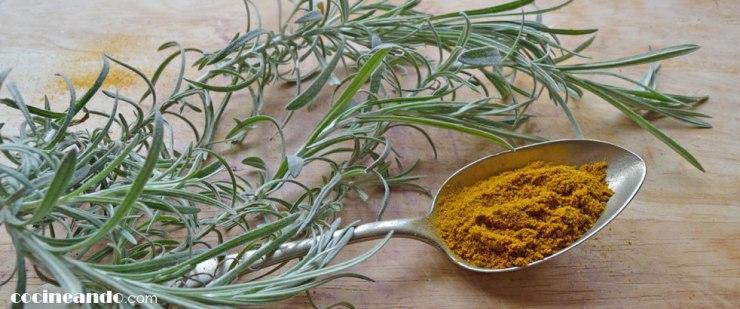 Usos culinarios del curry