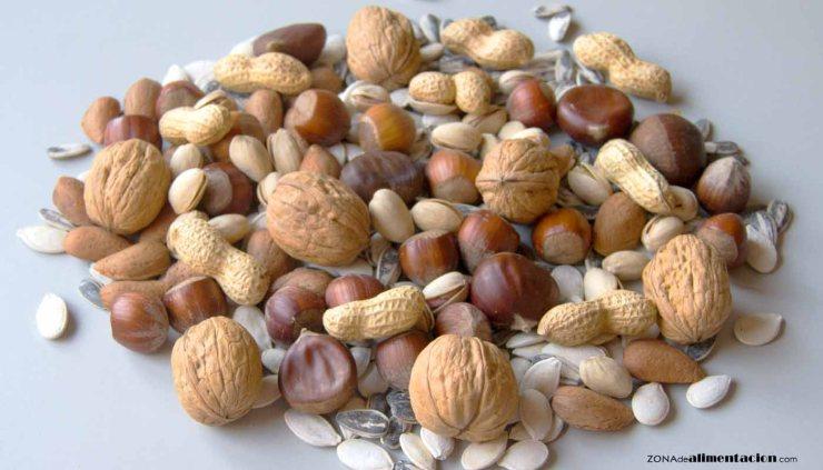 Propiedades y usos en cocina de diez frutos secos