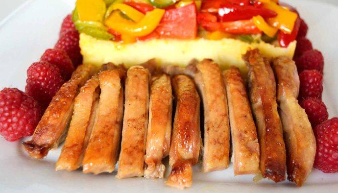 Receta de magret de pato crujiente - recetas de pato - recetas de aves - recetas realfooding o real food