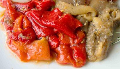 Las mejores hortalizas para asar en la barbacoa