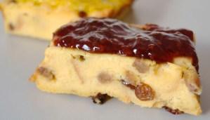 Receta de pudin de pan y mantequilla o bread & butter pudding - recetas de dulces y postres - recetas de reaprovechamiento - recetas realfooding o real food