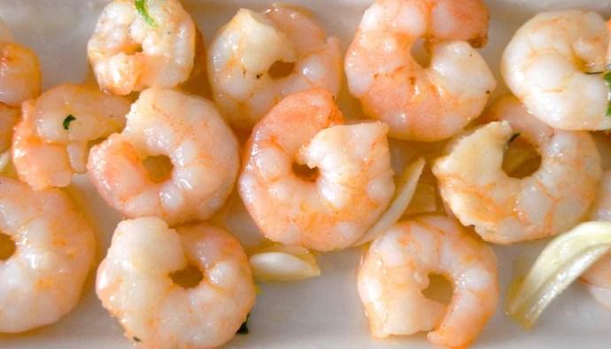 recetas de gambas al ajillo o al ajo - recetas con gambas - recetas de tapas y aperitivos fáciles - recetas realfodding o real food