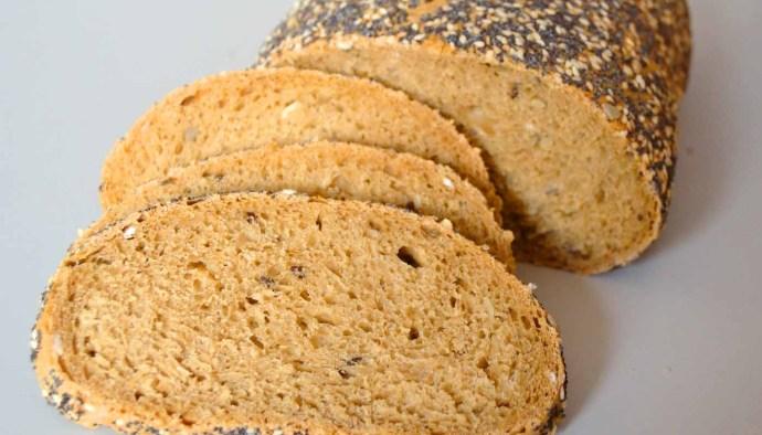 receta de pan integral de semillas - recetas de panes caseros - recetas realfooding o real food