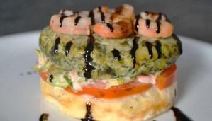 Receta de tortillas frías con gambas - recetas de tortillas - recetas realfooding o real food