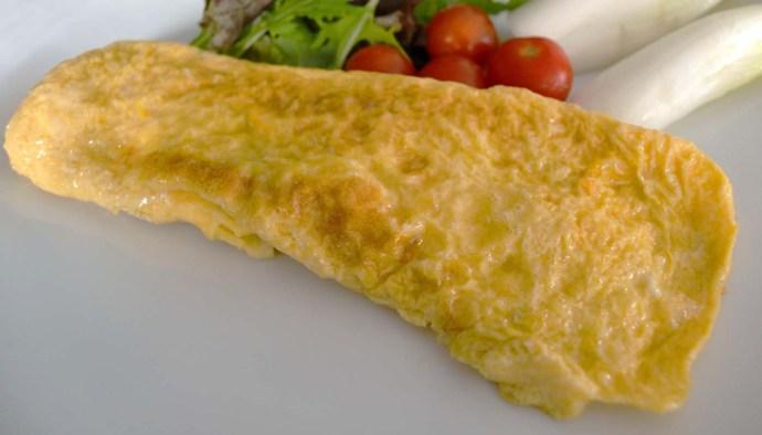 receta de tortilla francesa u omelette - como hacer una buena omelette o tortilla - recetas de tortillas - recetas realfooding o real food