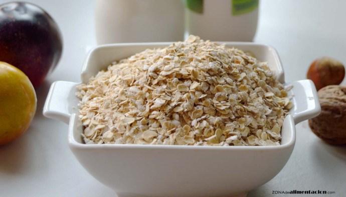 avena, propiedades y valor nutritivo o nutricional - cono incorporar avena a tus comidas