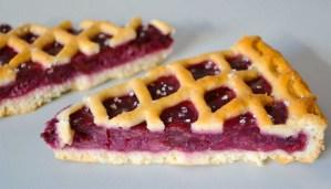 Receta de tarta de cerezas - recetas de tartas y pasteles - recetas de postres y dulces - recetas realfooding o real food