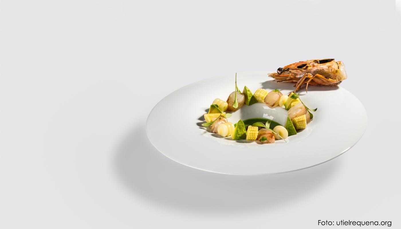Quique Dacosta, innovación de raíz valenciana - chefs y restaurantes