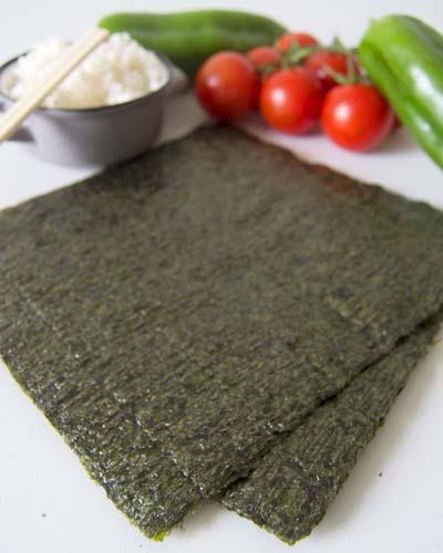 Algas: propieades y valor nutritivo, tipos de algas y usos en cocina - cocina vegetariana