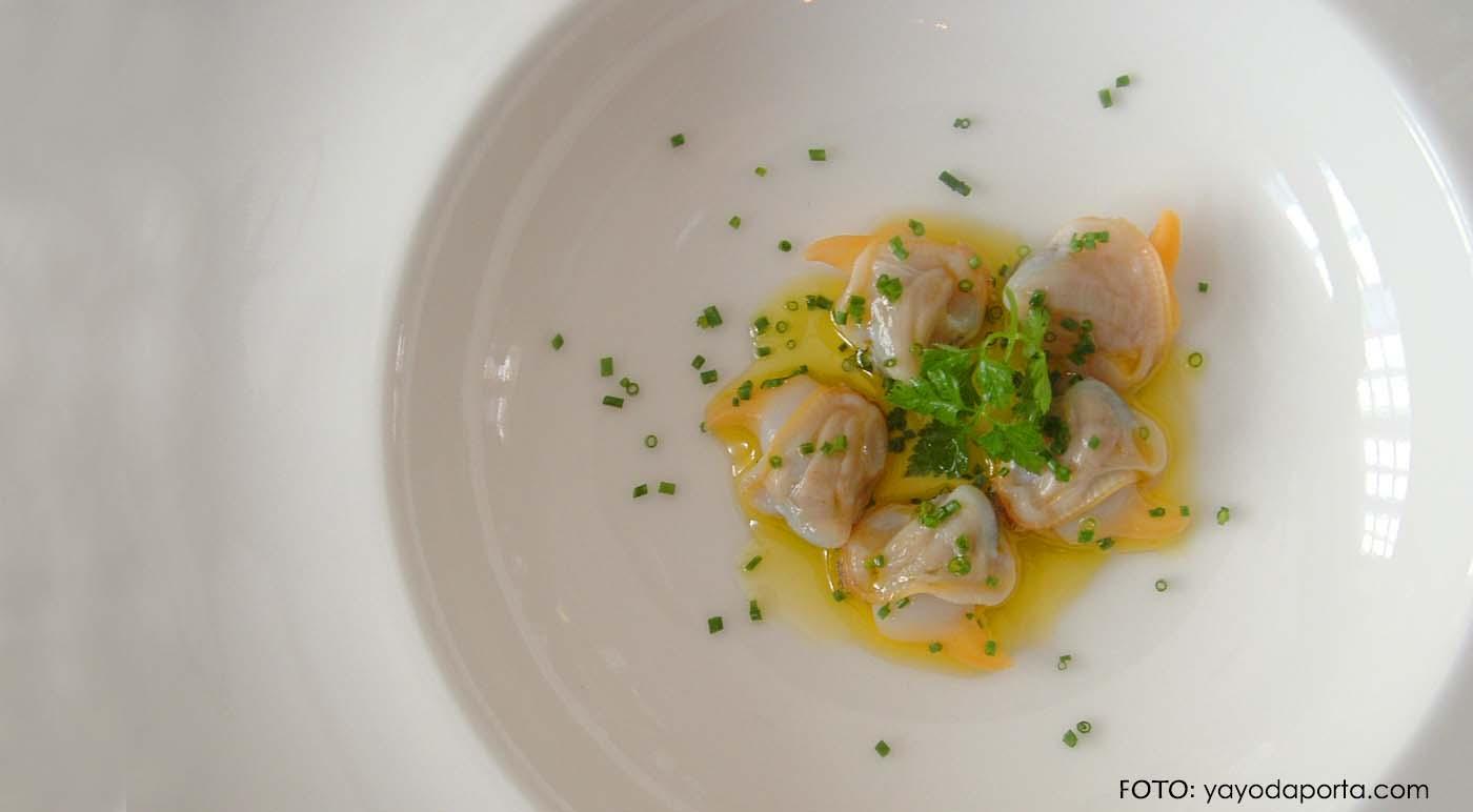 Yayo Daporta, una cocina gallega que revisa la tradición - biografía del chef y restaurantes