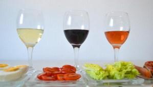 ¿Qué vinos servir con ensaladas? Maridaje de vinos y ensaladas