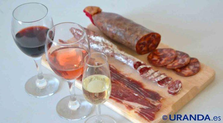 ¿Qué vinos servir con embutidos? Maridaje de vinos y embutidos