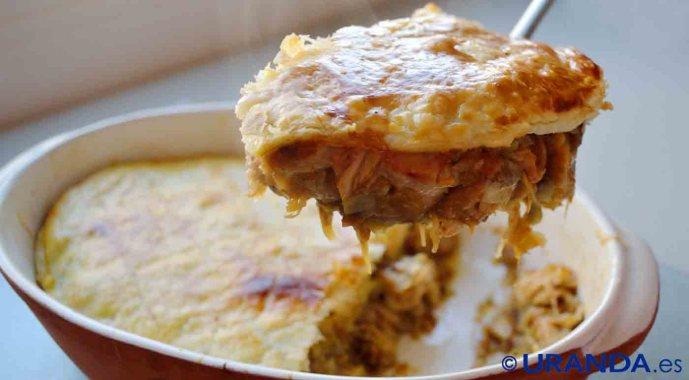 Receta de pastel de cordero y hojaldre - recetas de cordero - recetas realfooding o real food