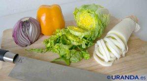 ¿Cómo conservar verduras y hortalizas ya cortadas? - cocina vegetariana y vegana