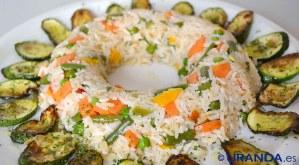 Receta de arroz frito a las delicias veganas - recetas de arroces - recetas vegetarianas y veganas