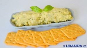 receta de pate vegetal de lentejas y sesamo - recetas vegetarianas y veganas - recetas de pates vegetales