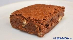 Receta de brownie vegano - recetas de dulces y postres veganos - recetas vegetarianas y veganas