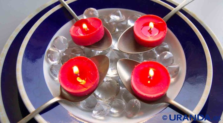 orden de servicio de platos en Navidad y celebraciones especiales