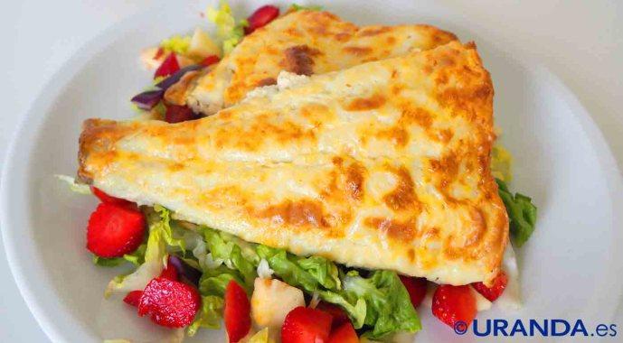 Receta de merluza a la romana - recetas de pescados y mariscos fritos - recetas realfooding o real food - cocina gama 1