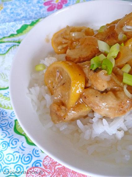 Un barbecue à Hawaï : poulet Huli Huli | La cocinera loca
