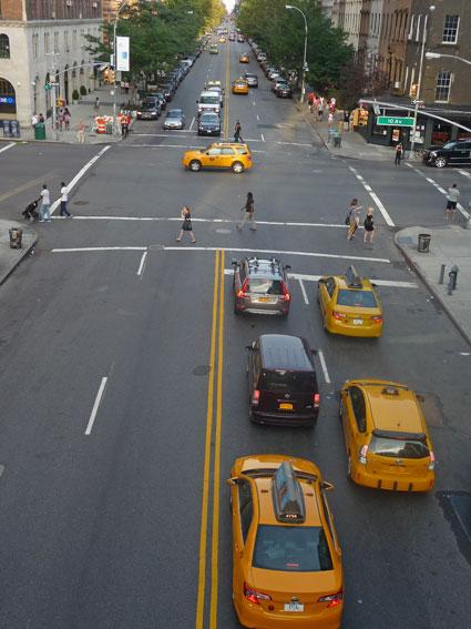 Taxis New York ©cocineraloca.fr