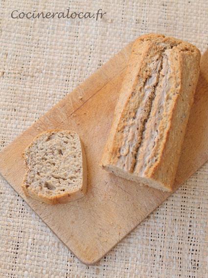 pain à la biere et au carvi coupé ©cocineraloca.fr