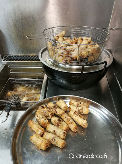 première friture