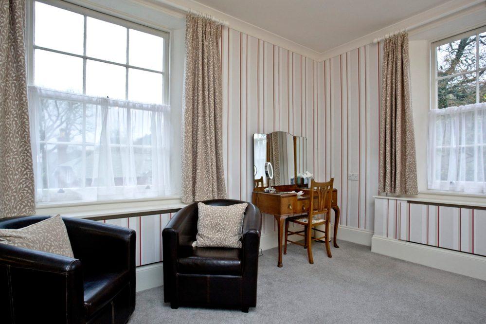 Magnolia Cottage bedroom