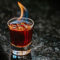 shot-燃燒的shot