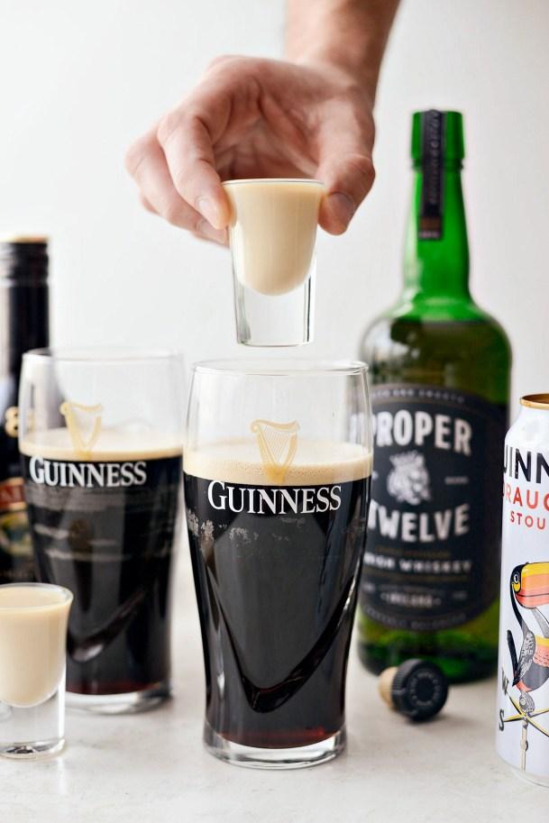 奶酒調酒 -愛爾蘭汽車炸彈