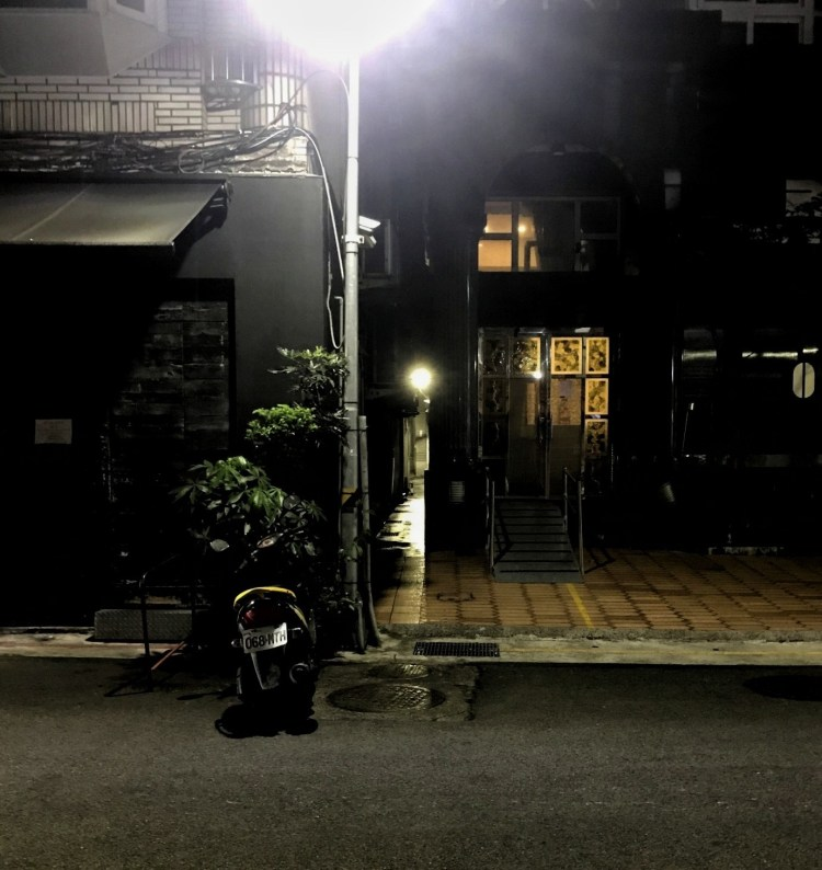 Bar Pun-入口 防火巷