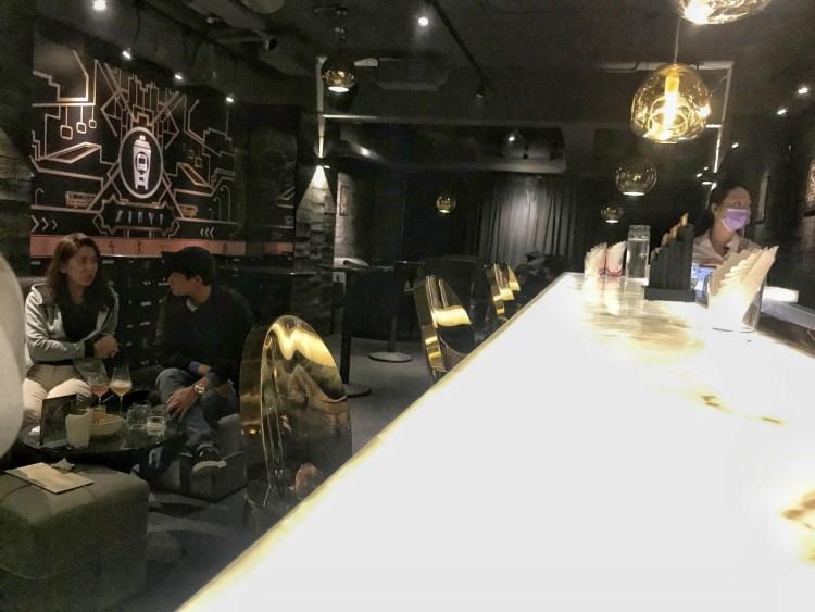 Bar Pun- 酒吧 內部裝潢