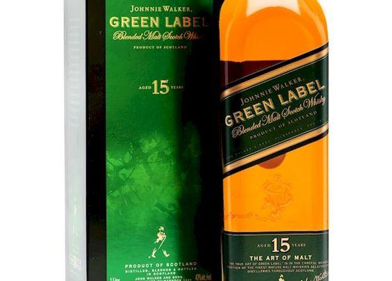 約翰走路綠牌-麥芽威士忌