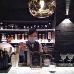 Bar Pun-酒吧 吧台 調酒師 Abbie