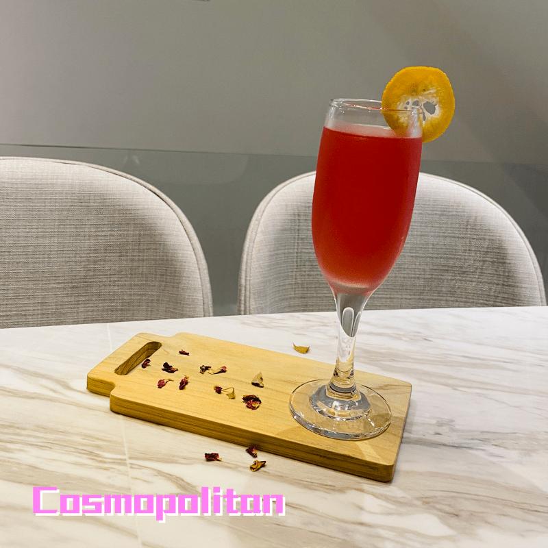 婚禮調酒-Cosmopolitan