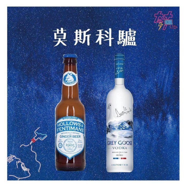 派對調酒 - 莫斯科驢