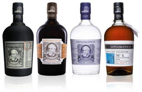 西式蘭姆酒 - diplomatico