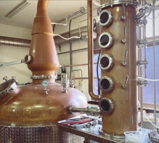 蒸餾器-混合式蒸餾器