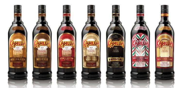 卡魯哇酒-各種口味