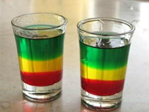 shot酒譜-紅綠燈