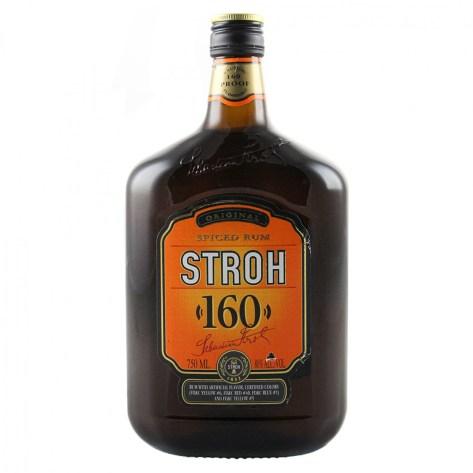 超級烈酒-Stroh 160 Rum