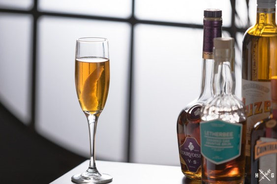 艾碧斯調酒-艾非爾鐵塔