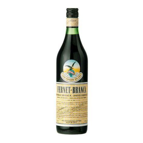 義大利利口酒-Fernet Branca