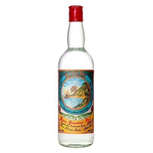 超級烈酒-River Antoine Rum 69% 版本