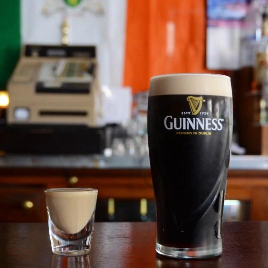 啤酒調酒 -愛爾蘭汽車炸彈