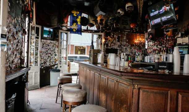 艾碧斯酒吧-Old Absinthe House