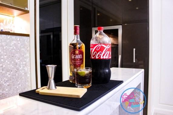 可樂調酒-威士忌可樂