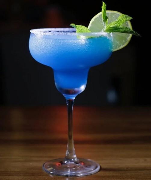 瑪格麗特-藍色霜凍瑪格麗特